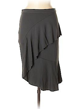 Bordeaux Casual Skirt Size 6