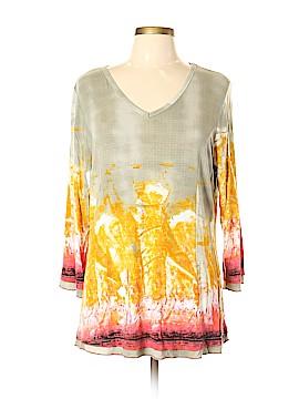 Parsley & Sage 3/4 Sleeve Top Size XL
