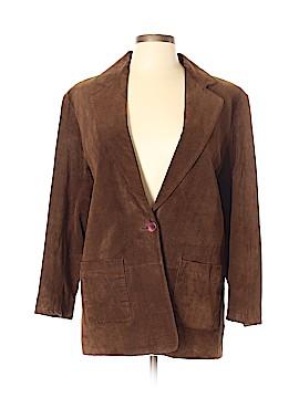 Savannah Leather Jacket Size 12