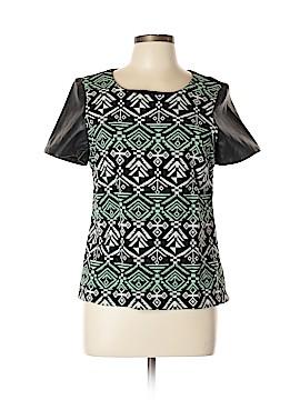 Sabine Short Sleeve Blouse Size L