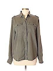 Frame Shirt London Los Angeles Long Sleeve Button-down Shirt