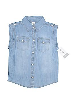 Carter's Denim Vest Size 4T