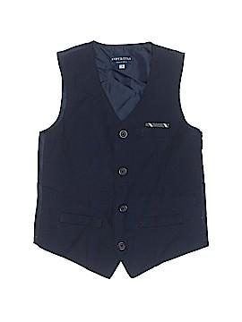 Andy & Evan Tuxedo Vest Size 6