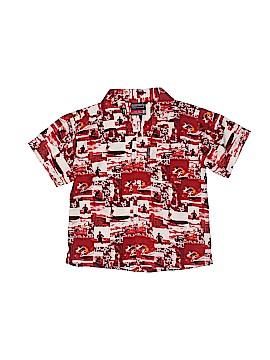 Carter's Short Sleeve Button-Down Shirt Size 5 - 6