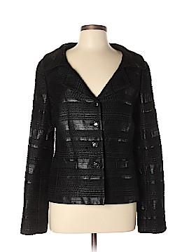 Carolina Herrera Wool Blazer Size 12