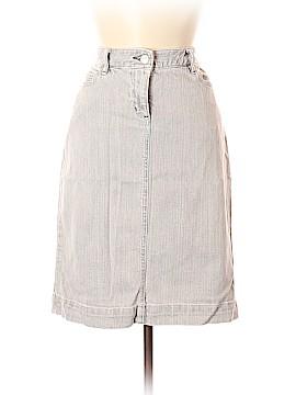 CAbi Denim Skirt Size 8