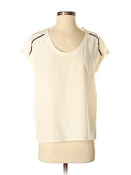 IRO Short Sleeve Blouse Size Med (2)