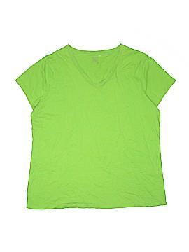 Lady Foot Locker Short Sleeve T-Shirt Size 2X (Plus)