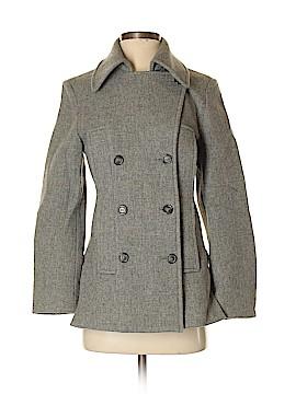 Maison Martin Margiela Wool Coat Size 00 (36 IT)