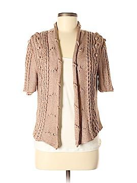 Blumarine Silk Cardigan Size 44 (IT)