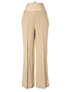 Joan Vass New York Linen Pants Size 10