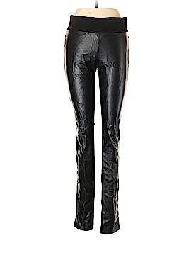Club Monaco Faux Leather Pants Size 2