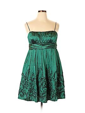 S.L. Fashions Cocktail Dress Size 16 (Petite)