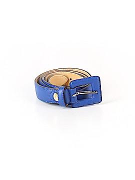 Longchamp Leather Belt Size XL