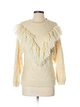 Trina Turk Wool Pullover Sweater Size XS