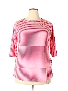 Jessica London 3/4 Sleeve T-Shirt Size 18 / 20 (Plus)