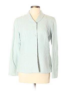 Etcetera Silk Blazer Size 10