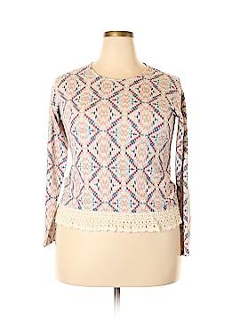 Arizona Jean Company Sweatshirt Size 18 (Plus)