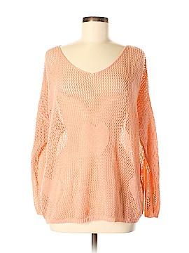 Double Zero Pullover Sweater Size L