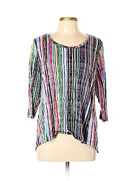 MULTIPLES 3/4 Sleeve T-Shirt Size XL