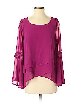 Entro Long Sleeve Blouse Size S
