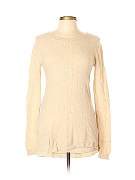 Saffron Cashmere Pullover Sweater Size L