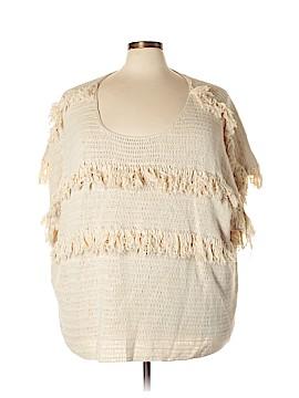 Denim 24/7 Pullover Sweater Size 4X (Plus)