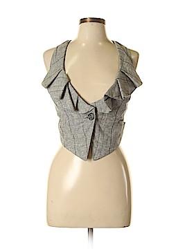 My Michelle Tuxedo Vest Size L