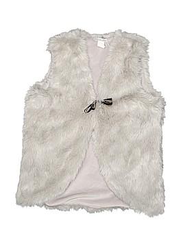 Baby & Child Faux Fur Vest Size 10 - 12Y