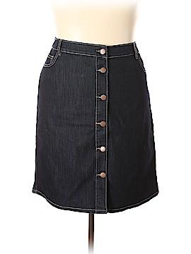 Avenue Denim Skirt Size 18 (Plus)