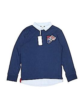 Gymboree Long Sleeve Button-Down Shirt Size 12