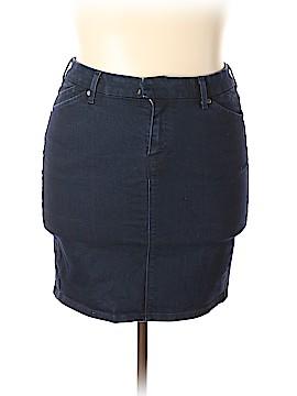 Levi's Denim Skirt Size 14