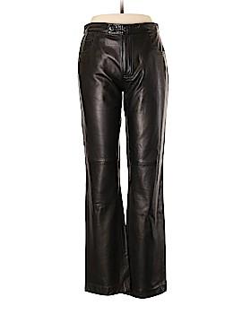 Ralph Lauren Sport Leather Pants Size 10