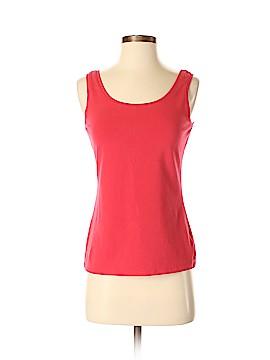 Nic + Zoe Sleeveless T-Shirt Size S