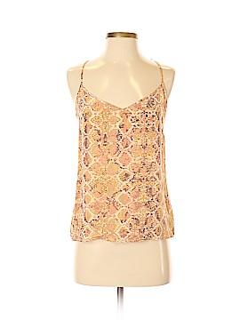 Anthropologie Sleeveless Silk Top Size S