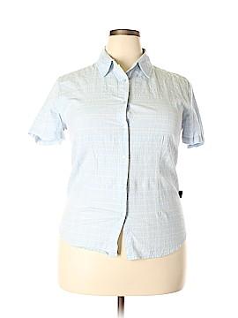 Kuhl Short Sleeve Button-Down Shirt Size XL
