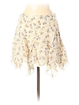 Charlotte Ronson Silk Skirt Size 6