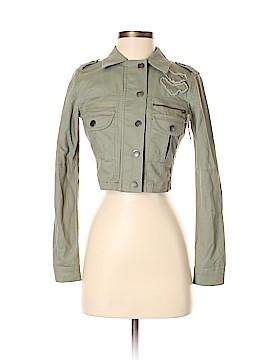 Fire Los Angeles Denim Jacket Size XS