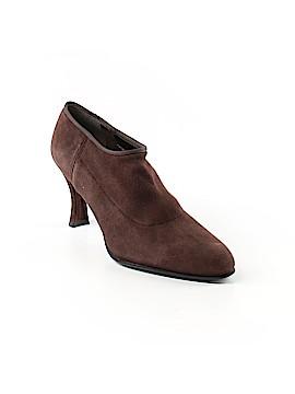 Stuart Weitzman Ankle Boots Size 8 1/2