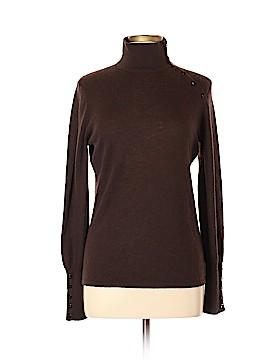 Classiques Entier Cashmere Pullover Sweater Size L