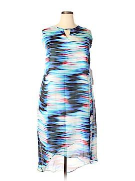 Modamix By Brandon Thomas Casual Dress Size 22 (Plus)