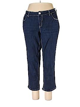 Amethyst Jeans Jeans Size 20 (Plus)