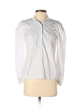 Christian Dior Long Sleeve Button-Down Shirt Size 4