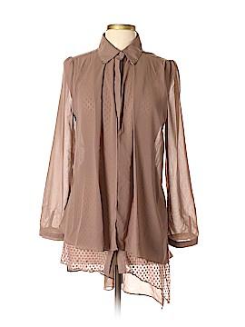 Dani Long Sleeve Blouse Size L