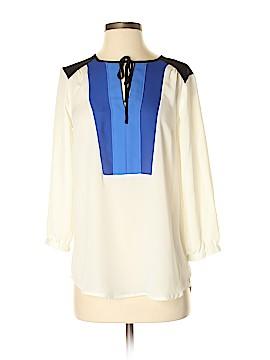 Elle Long Sleeve Blouse Size S