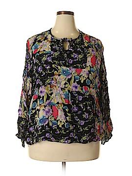 Maggie Barnes Long Sleeve Blouse Size 18 (3) (Plus)
