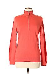 Foxcroft Women Pullover Sweater Size M