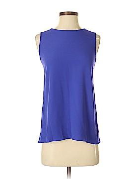 1.State Sleeveless Blouse Size M