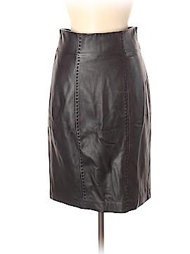 Classiques Entier Leather Skirt Size 6