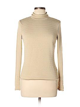 Classiques Entier Silk Pullover Sweater Size L